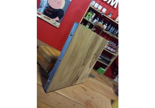 Serveerplank/Snijplank olijfhout 55x17 cm