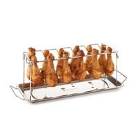 Barbecook RVS kippenkluifhouder