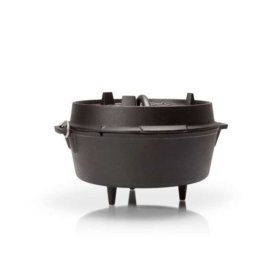 Petromax Dutch Oven FT4.5 (4.5L) met pootjes-2