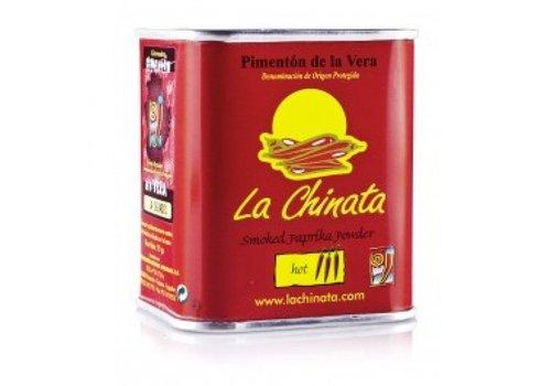 La Chinata Gerookte Paprikapoeder HOT