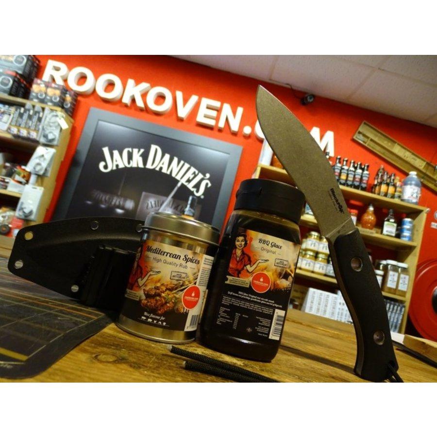 Black Fox RVS Survival Knife-4