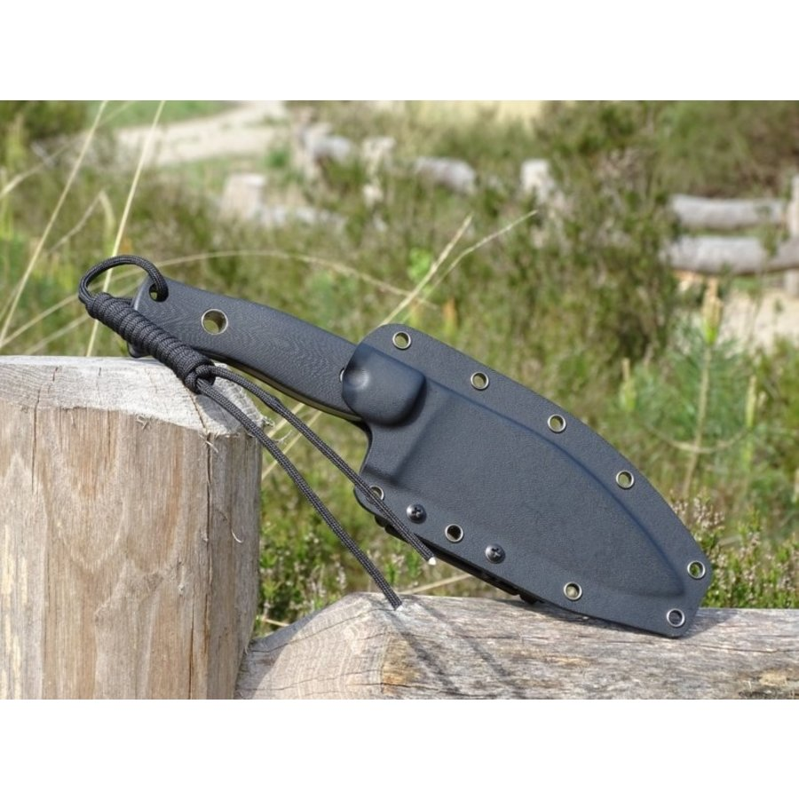 Black Fox RVS Survival Knife-3