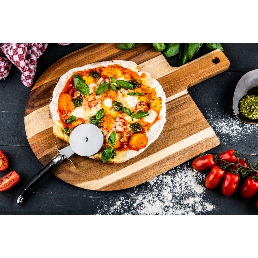 Laguiole Pizzaplank Acacia (Incl. Pizzames)-2