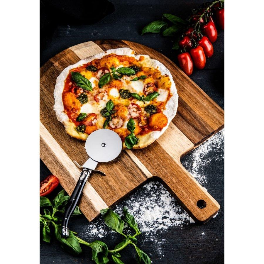 Laguiole Pizzaplank Acacia (Incl. Pizzames)-4