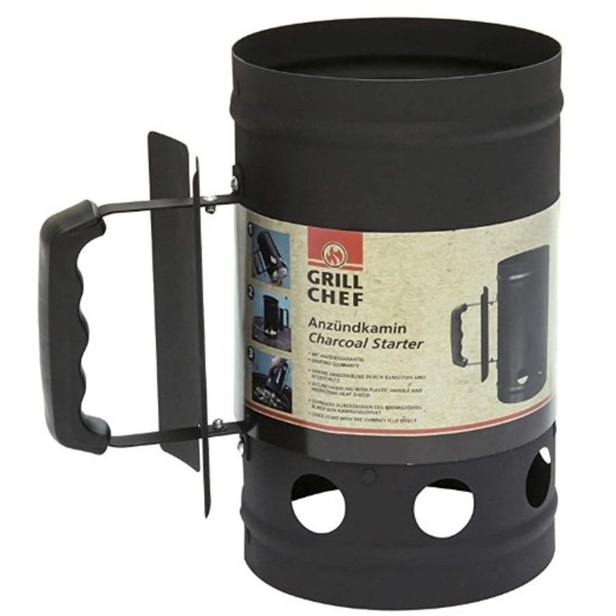 Grill Chef Charcoal Starter-1