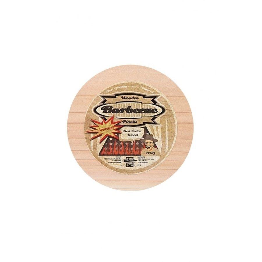 Axtschlag Ovenplank Western Red Cedar - Appetizer-1