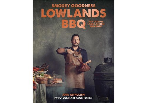 Boek 'Smokey Goodness Lowlands BBQ' - Smokey Goodness