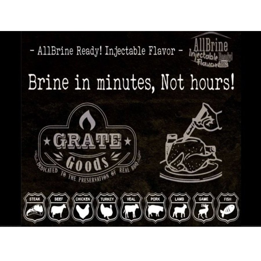 Grate Goods AllBrine Ready Aromatic Herbs & Spices-2