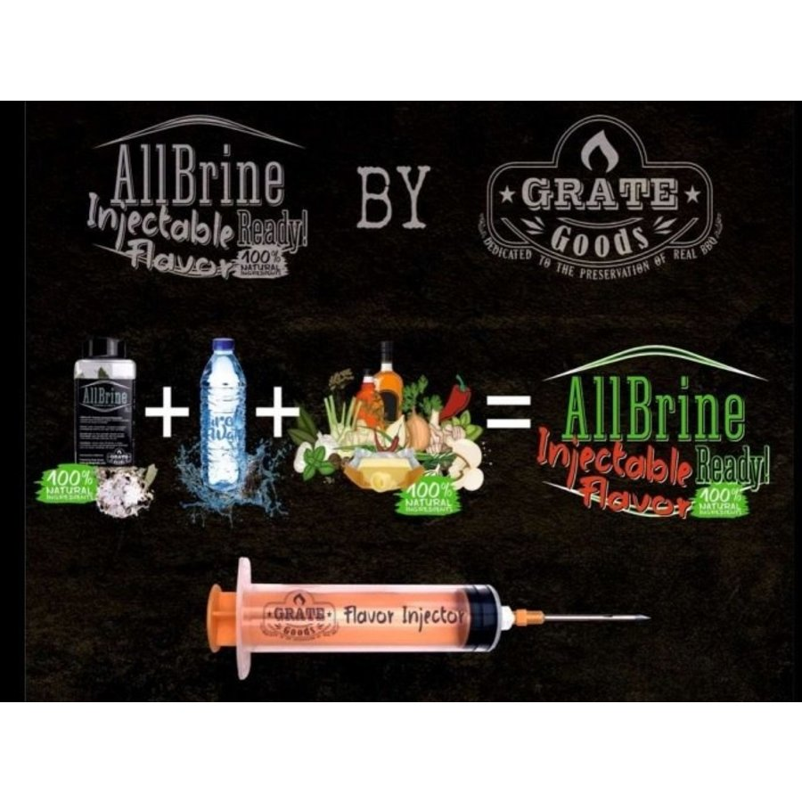 Grate Goods AllBrine Ready Aromatic Herbs & Spices-3