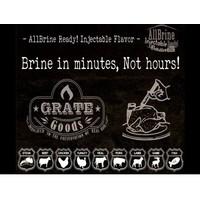thumb-Grate Goods AllBrine Ready Mushroom & Garlic-2