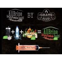 thumb-Grate Goods AllBrine Ready Mushroom & Garlic-3