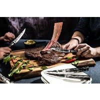 thumb-Intense Forged 4-delige Steakmessenset-3