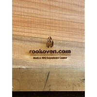 thumb-Koken op Hout Around the Fire Cedarwood Plank-5