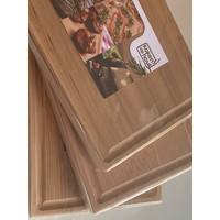 thumb-Koken op Hout Cedarwood Ovenplank XL-4