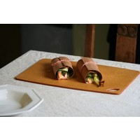 thumb-Koken in Hout Cedarwood Vellen (per 5)-2