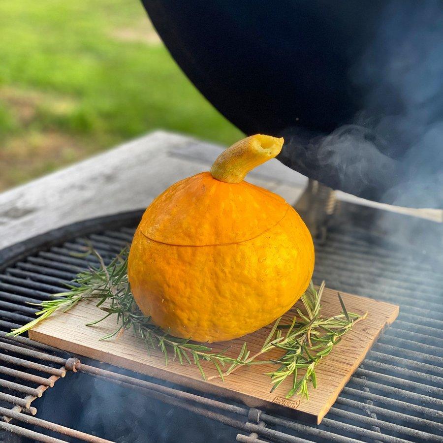 Koken op Hout Cedar Plank XL-3