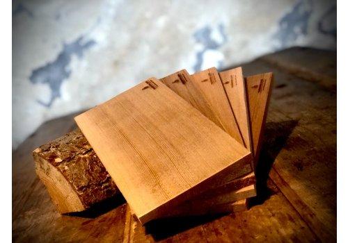 Koken op Hout Cedar Plank Medium