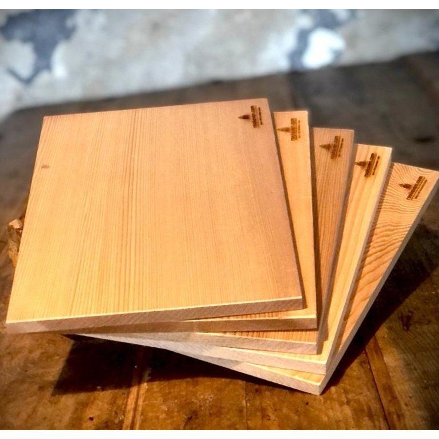 Koken op Hout Cedar Plank Large-1