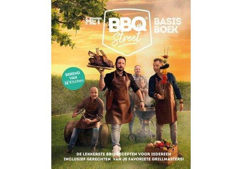 Boek 'Het BBQ Street Basis Boek' - Jord Althuizen, Ralph de Kok, Peter De Clercq, Harm Jan Bloem