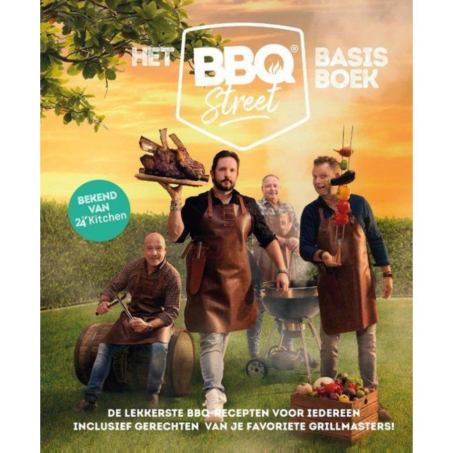 Boek 'Het BBQ Street Basis Boek' - Jord Althuizen, Ralph de Kok, Peter De Clercq, Harm Jan Bloem-1