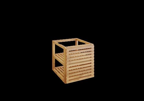 Ofyr Storage Insert PRO + Deur Teak Hout Small