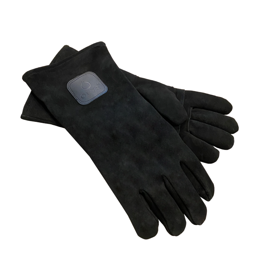 Ofyr Gloves Zwart-1