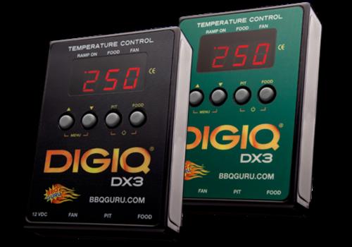 DigiQ DX3 incl. Pitviper & accessoires
