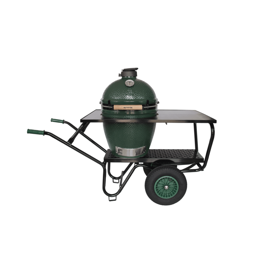 Big Green Egg EGGMover RVS Werkblad-1