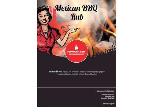 Mexican BBQ Rub