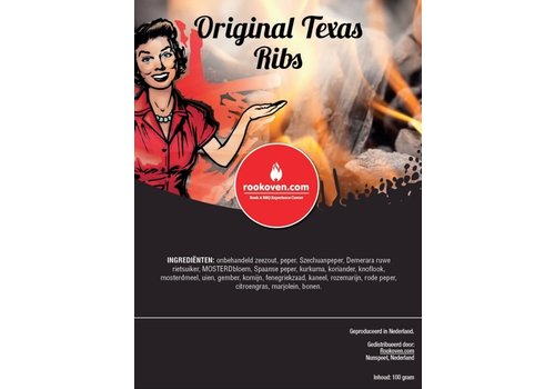 Original Texas Ribs Rub