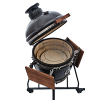 thumb-Grizzly Grills Kamado Elite Medium-6