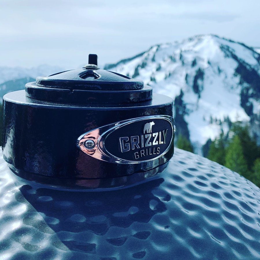 Grizzly Grills Kamado Elite Medium-10