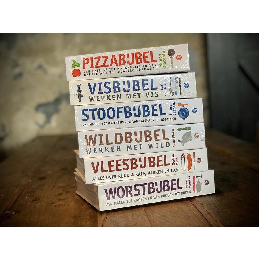 Boek 'De Pizzabijbel' - Simon Giaccotto-3