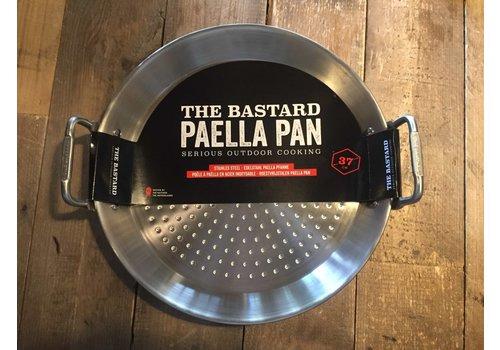 The Bastard RVS Paella Pan