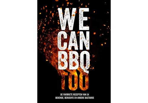 The Bastard Boek 'We can BBQ too'