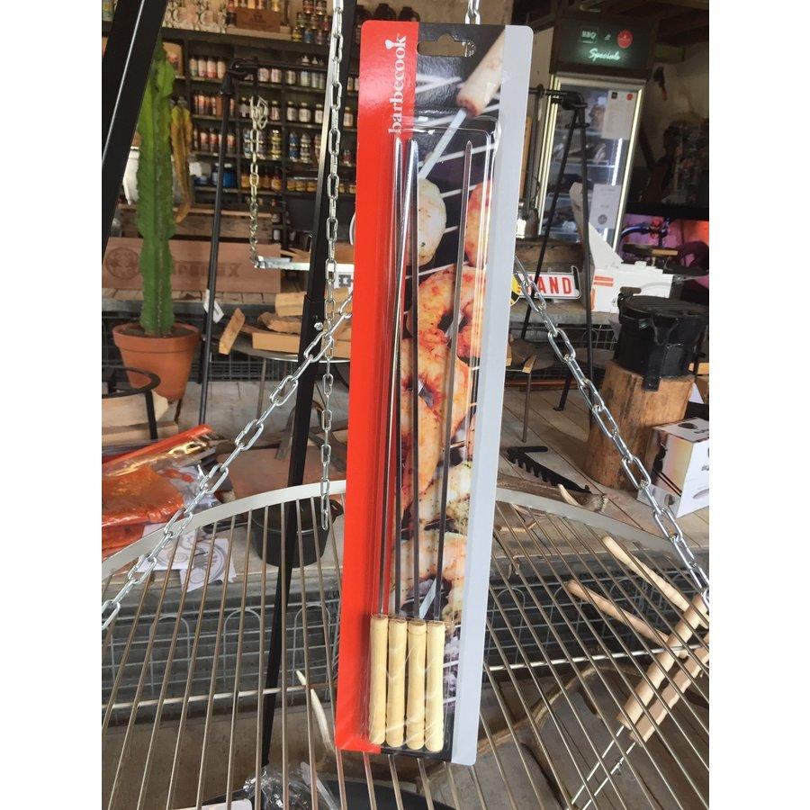 Barbecook Skewers / Spiesen (4 stuks)-2