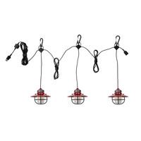 thumb-Barebones Edison String Lights Red 3 Stuks-3