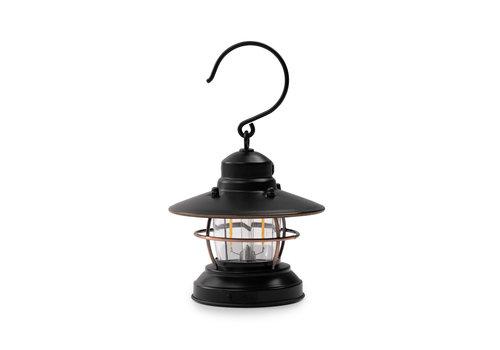 Barebones Mini Edison Lantern Black