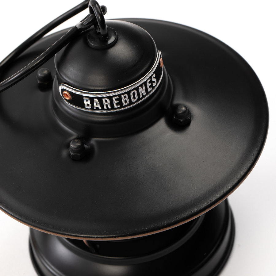 Barebones Mini Edison Lantern Black-2