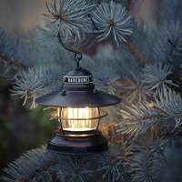 thumb-Barebones Mini Edison Lantern Black-3