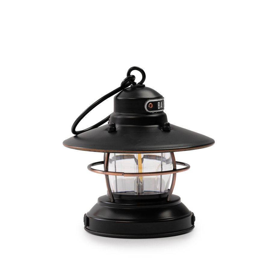 Barebones Mini Edison Latern Black-4