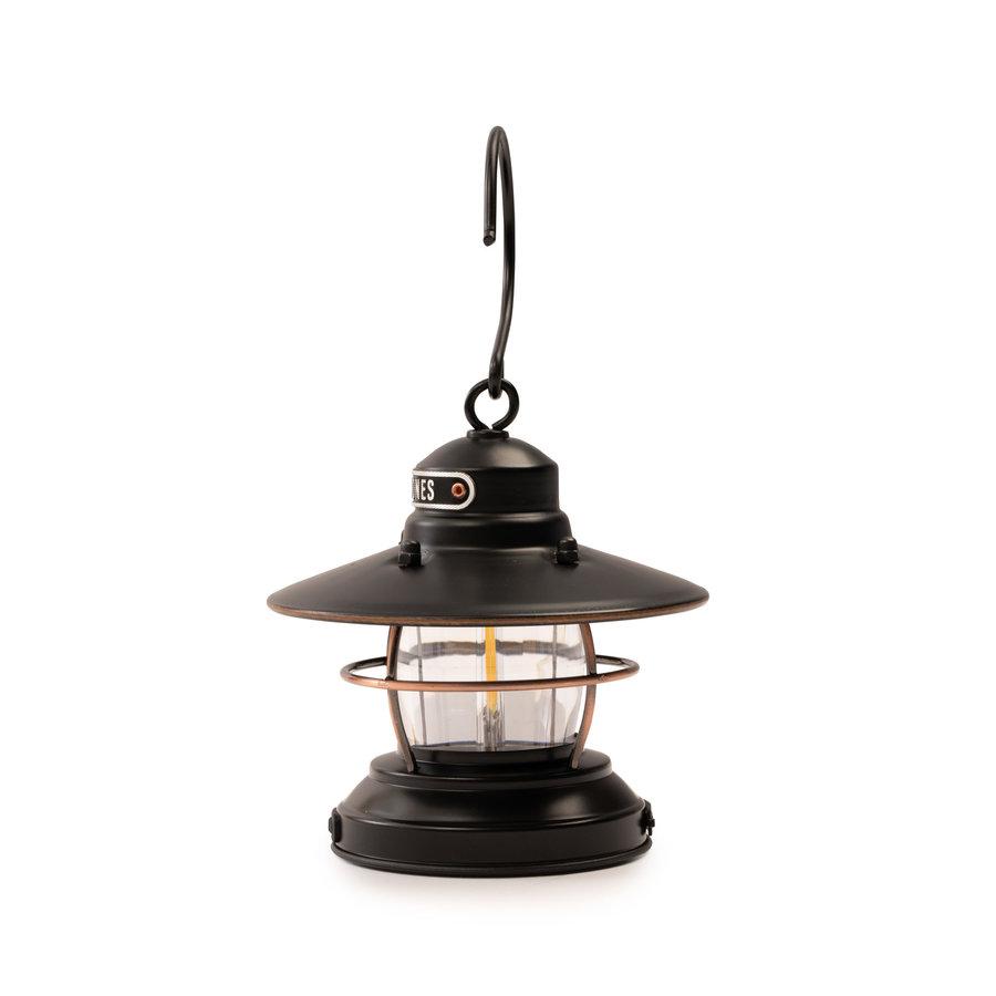 Barebones Mini Edison Lantern Black-7