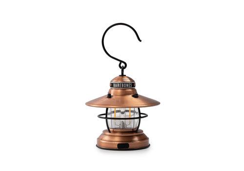 Barebones Mini Edison Lantern Copper