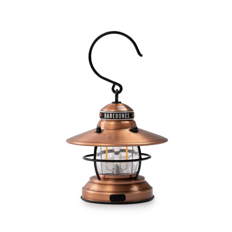 Barebones Mini Edison Lantern Copper-1