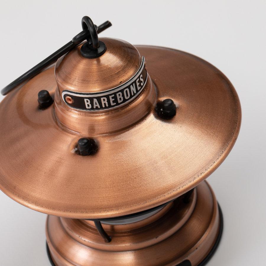 Barebones Mini Edison Lantern Copper-2