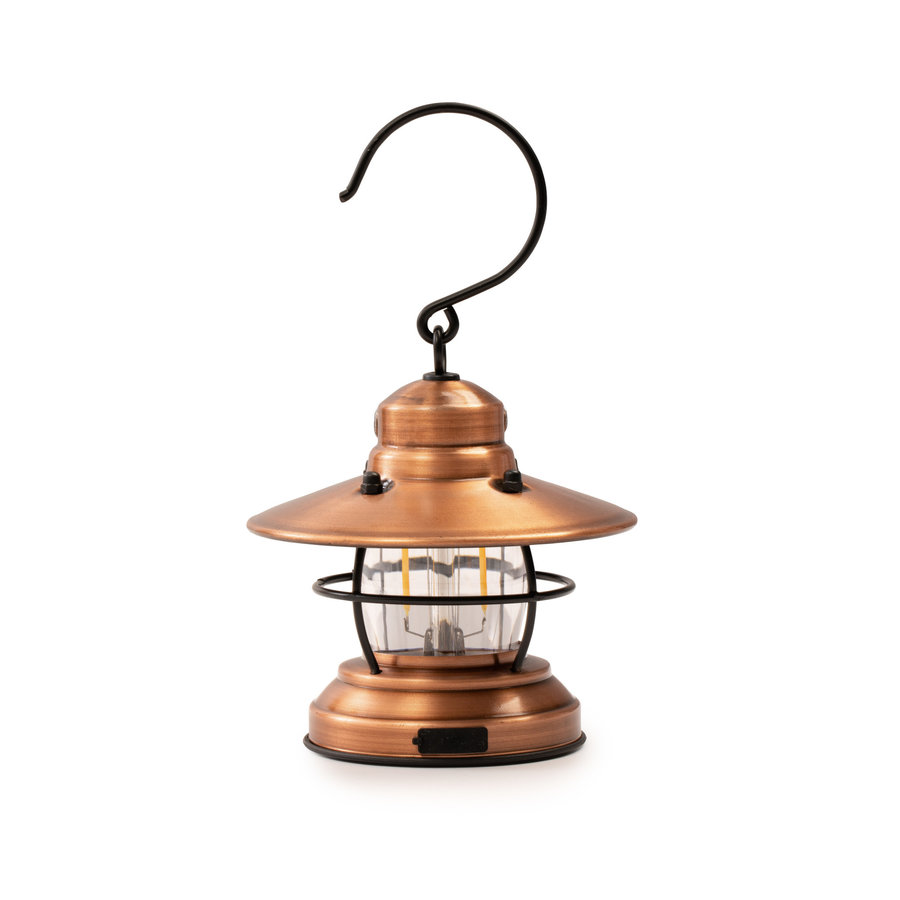 Barebones Mini Edison Lantern Copper-5