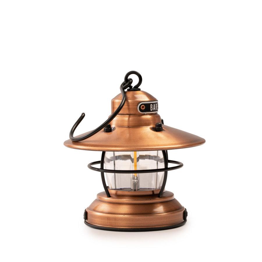 Barebones Mini Edison Lantern Copper-6