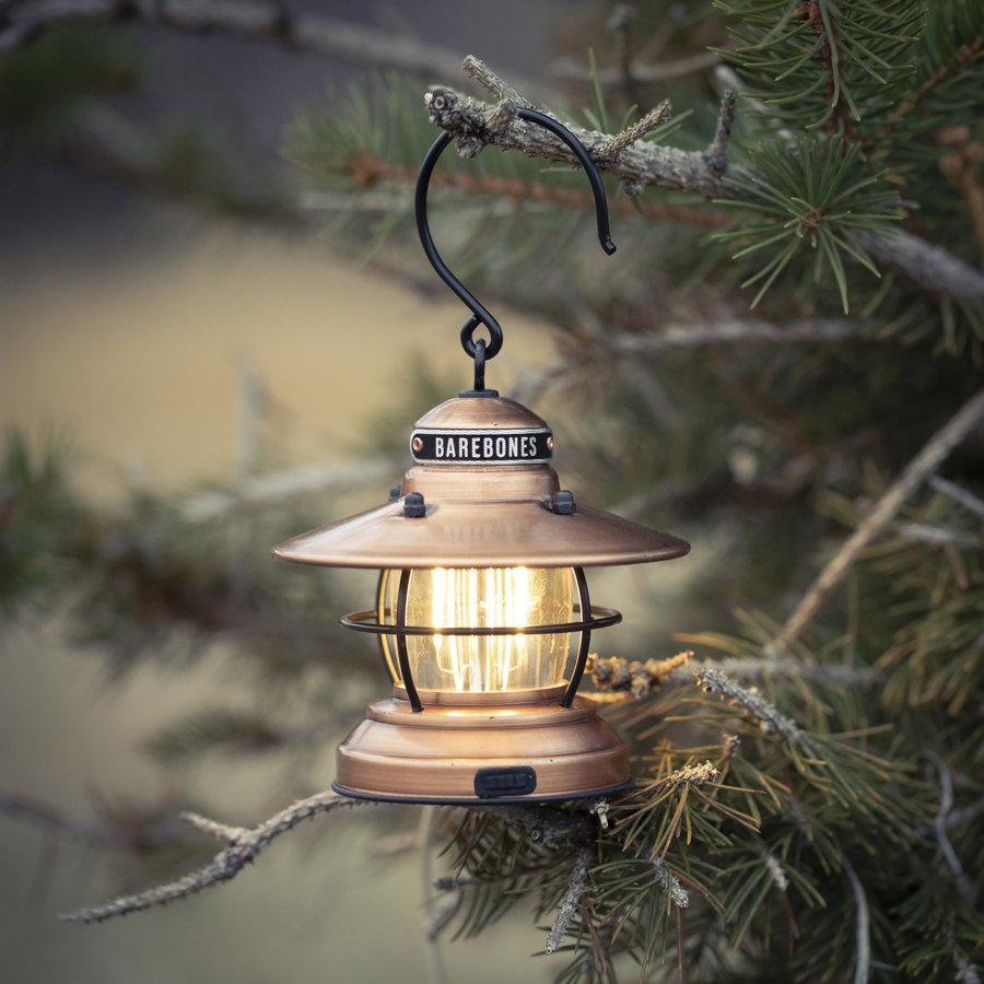 Barebones Mini Edison Lantern Copper-7