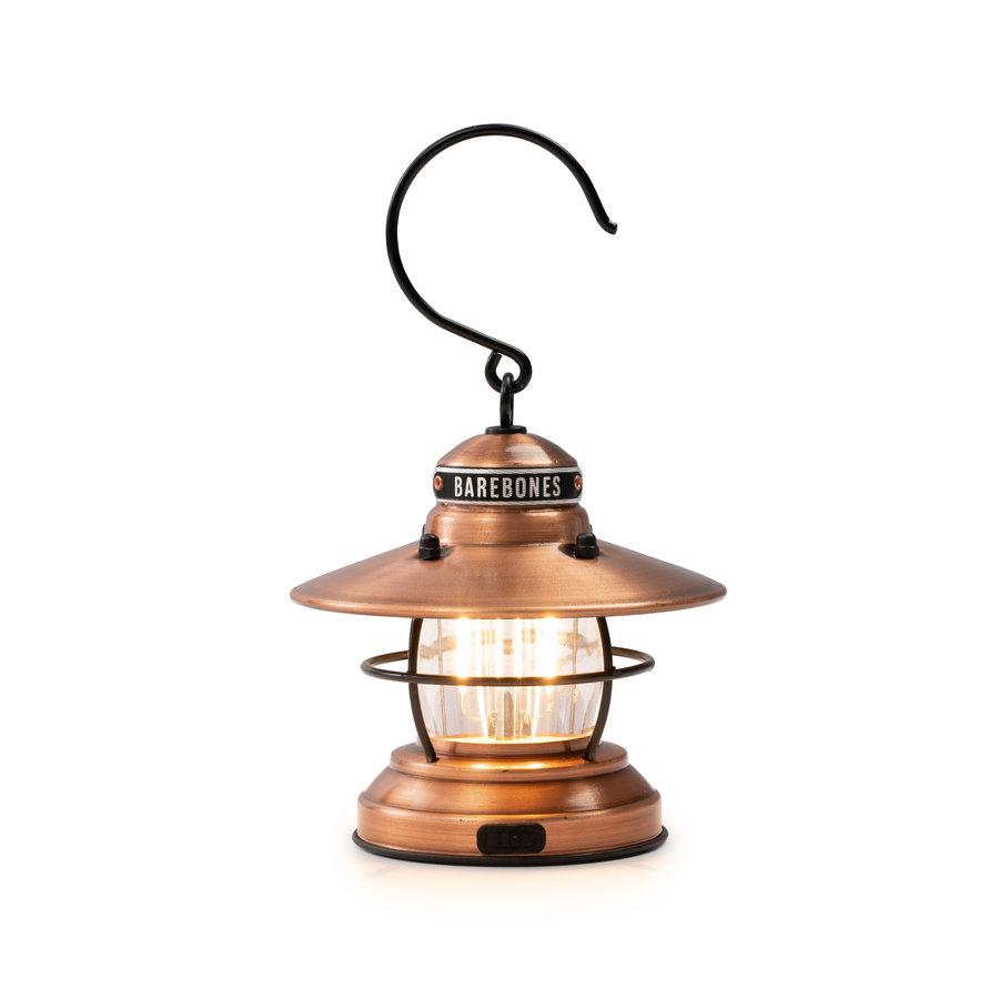 Barebones Mini Edison Lantern Copper-10