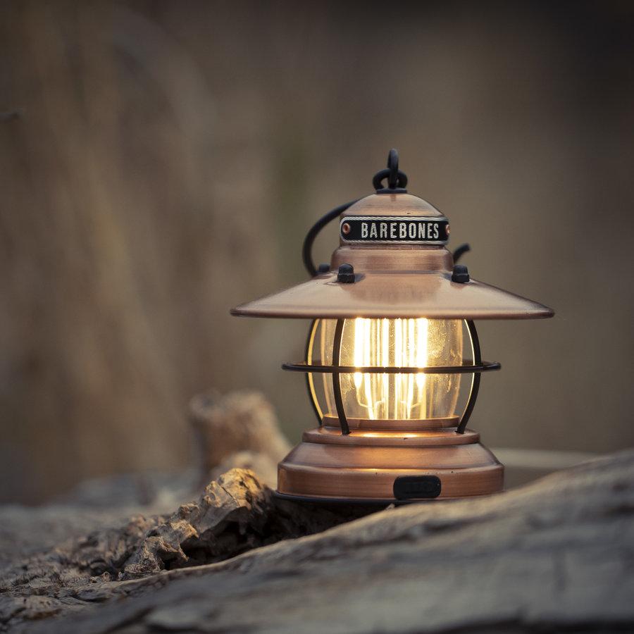 Barebones Mini Edison Latern Copper-11
